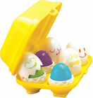 TOMY Hide N Squeak Eggs Educational Toddler Activity Toy 6m Easter Gift