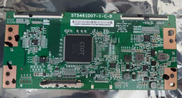 Television Replacement Parts DIRECT TV PARTS Onn EACDJ6E10 T-Con ...