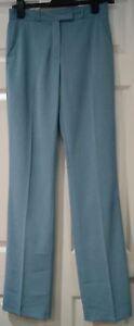 Joseph Frk gamba Pant a da chiaro piatta blu Uk8 uomo di formale Pantalone 1qTwaz