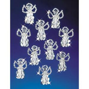 Holiday-Beaded-Ornament-Kit-LITTLE-ANGELS-Christmas-Ornaments-2-5-Makes-18