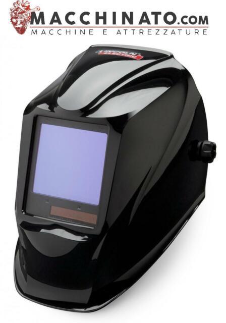 ✔️Maschera a casco per saldatura autoscurante Lincoln VIKING 3350 4C black (DIN