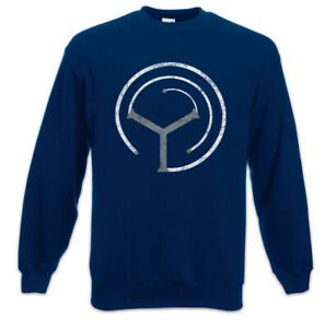Beacon Sign Sinner Cult Sect Il I Symbol Labyrinth Logo Pullover Sweatshirt 1wx10Paq