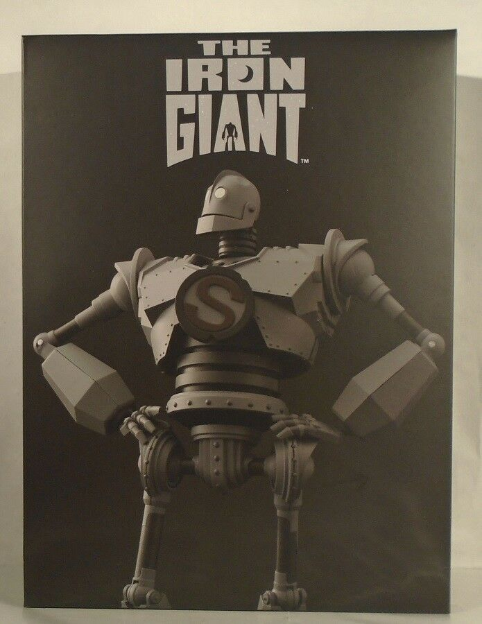 Iron Giant Movie 1 12 Scale DieCast Robot Figure 1000 Toys Fully Articulated 6