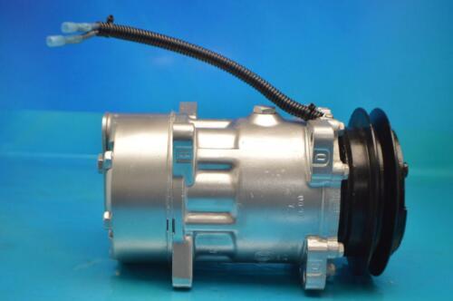 NEW 78589 AC Compressor fits Jaguar Vanden Plas XJ12 XJ6 XJS 1 Year Warranty