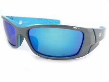 SUNWISE Polarised SHIPWRECK Grey over Blue Sports Sunglasses Blue Mirror Lenses