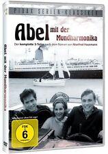 Abel mit der Mundharmonika * DVD Serien Klassiker Abenteuer-Dreiteiler Pidax Neu