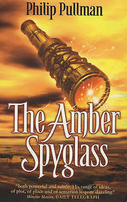 The Amber Spyglass, Pullman, Philip, Good Book