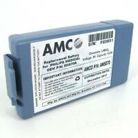 Amco Battery For Heartstart Home Onsite Or Frx Aed Defibrillator M5070a