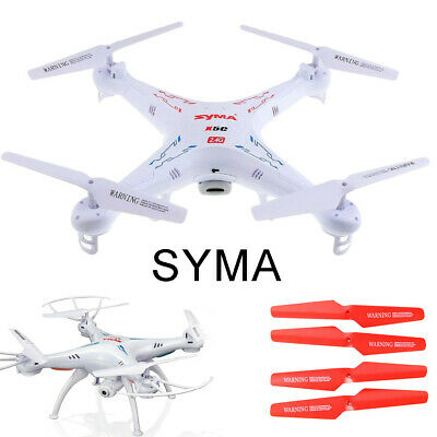 Spare Parts for Quadcopter Drone red Syma X5C X5SC X5SW Propellers Blades