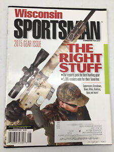 Wisconsin-Sportsman-Magazine-July-August-2015-Experts-Pick-Best-Hunting-Gear