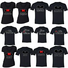 Family Vacation T-shirts Matching Mom Dad Brother Sister Daughter Grandma S-5X