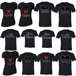 Family-Vacation-T-shirts-Matching-Mom-Dad-Brother-Sister-Daughter-Grandma-S-5X