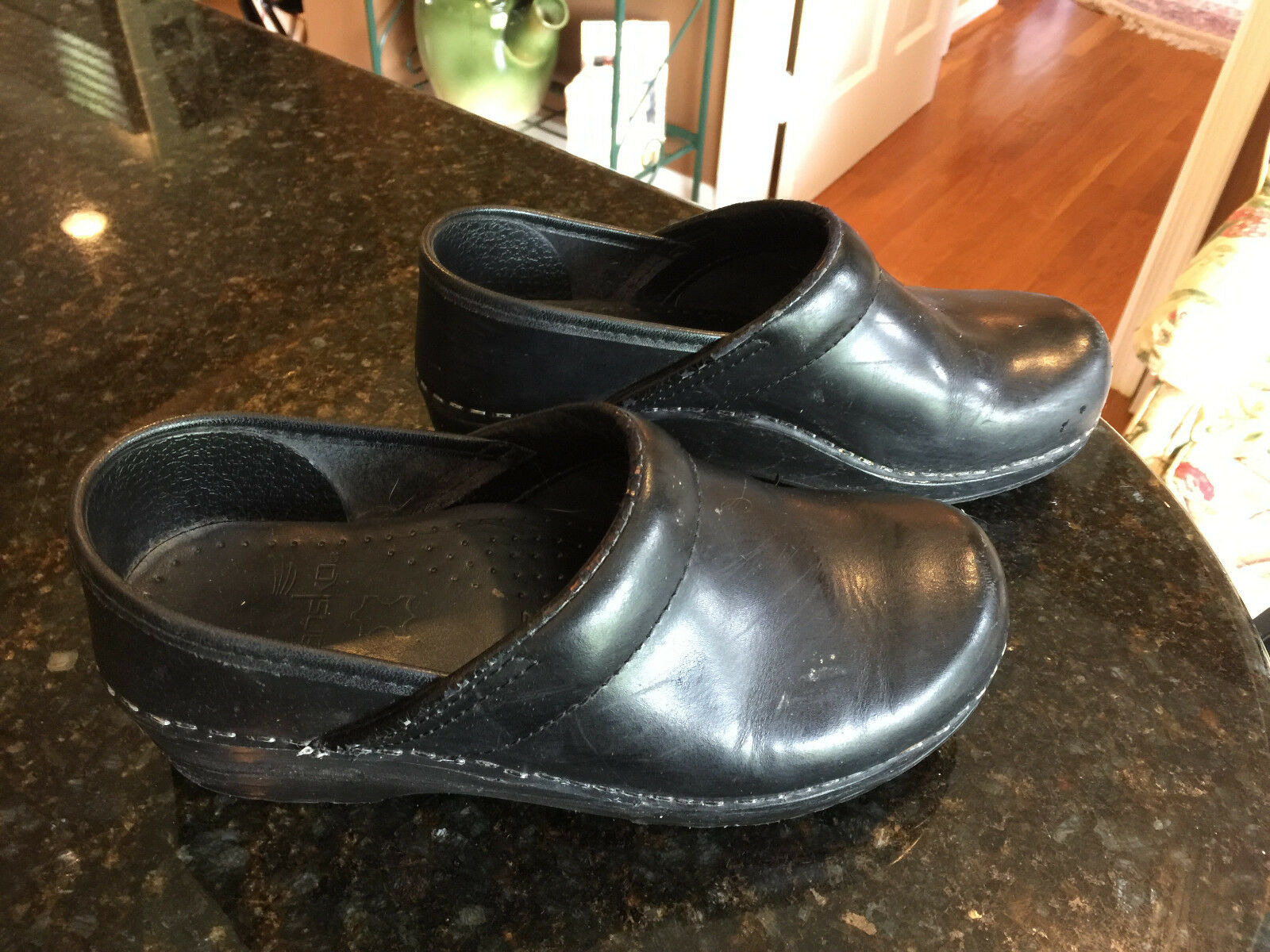 Comfort Shoes Motivated Sas Free Time Tripad Comfort Shoes Work Walking Sz 9.5 M Brown Leather Nursing High Quality And Inexpensive