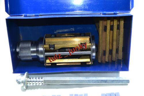 """GRIND MASTER Cylinder Hone  Glaze Buster 2.1//2/"""" TO 5.1//2 /"""" 4 Sets Stns"""