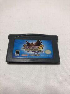 Nintendo-Gameboy-Advance-GBA-Mega-Man-Battle-Network-6-Cybeast-Falzar