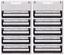 Gillette-TRAC-II-Plus-Razor-Blade-Refill-Cartridges-10-Count-Bulk-Packaging thumbnail 2