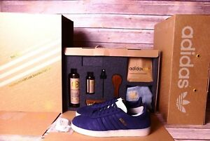 Details about NWB Adidas Originals Gazelle Crafted Men's Size 6 Shoes Limited Edition BW1250