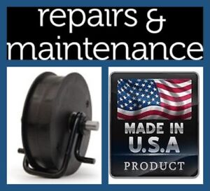 FITNESS-REPAIR-SPARE-PARTS-WaterRower-Genuine-Part-FORWARD-RISER-PULLEY-ASSEMBLY