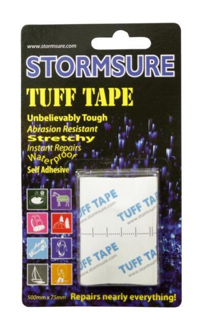 TUFF Tape 50cm Card (Permanent, Waterproof, Resistant) STORMSURE Adhesives