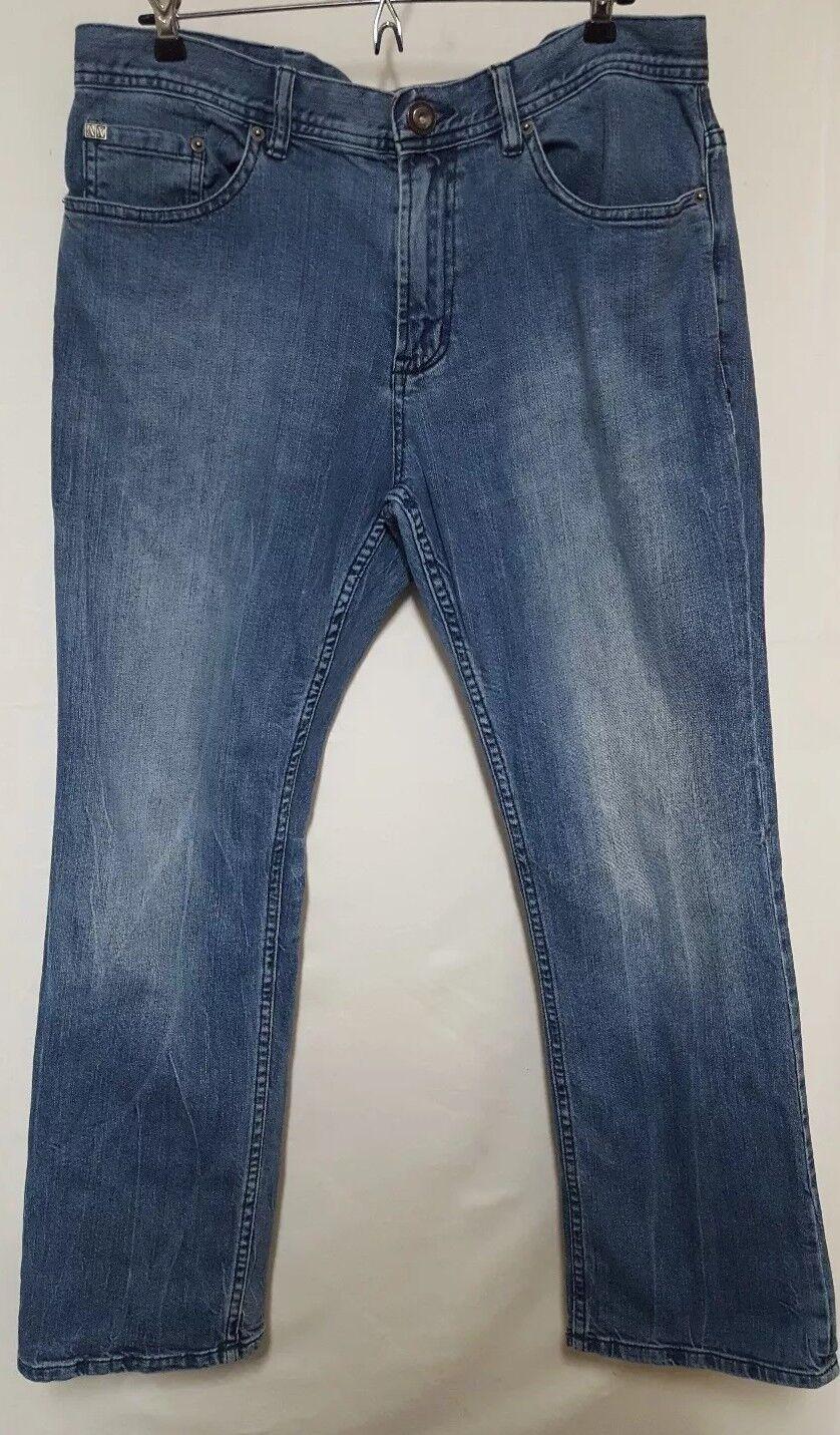AX Armani Exchange J101 Bootcut Jeans Mens Size 30x30
