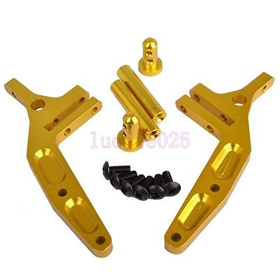 166044 HSP 106044 Wing Stay For RC 1:10 Model Buggy(06017) Upgrade Parts Yellow
