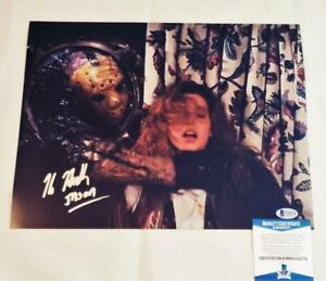 KANE-HODDER-SIGNED-11x14-PHOTO-JASON-FRIDAY-13TH-BECKETT-BAS-COA-774