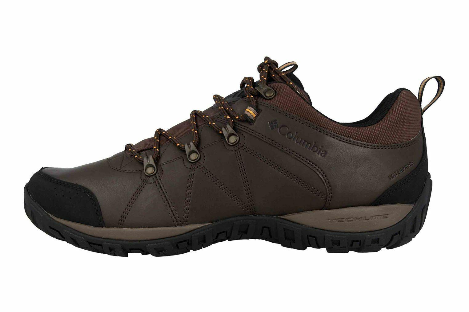 Columbia Peakfreak Hiking shoes Sizes Extra Large Brown BM 3992-231