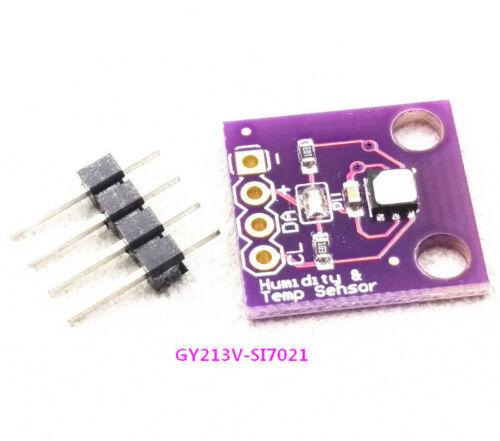 Industrielle Si7021 haute précision sonde d/'humidité avec interface I2C nouveau
