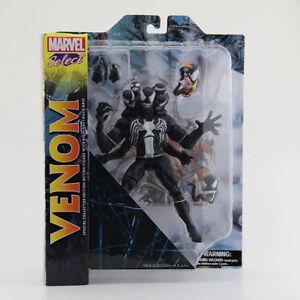 Marvel-Super-Heroes-Figura-de-Accion-Venom-21-cm-totalmente-articulada-veneno