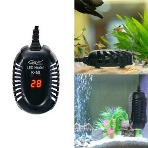 25-100W-LED-Aquarium-Digital-Heizung-Aquarium-Tauch-Thermostat-einstellbare-E9L6