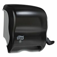 Tork Compact Roll Towel Dispenser, 12.49 X 8.6 X 12.82, Smoke - Sca83tr on Sale