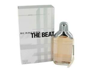 BURBERRY THE BEAT 2.5 oz Women perfume EDP NEW in BOX