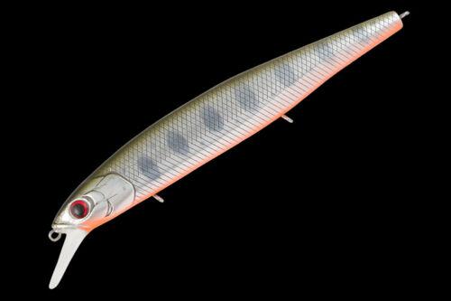 fishing lures TsuYoki Flirt 128SP range of colours