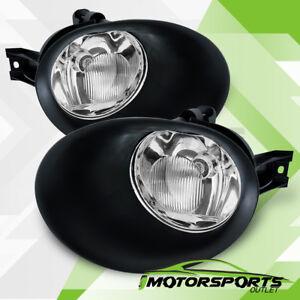 Details About Gl Lens 2004 2006 Dodge Durango 2002 2008 Ram 1500 2500 3500 Fog Lights