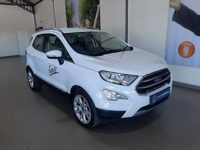 2019 Ford EcoSport 1.0T Titanium