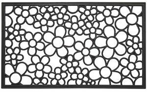 Floral-Wrought-Iron-Heavy-Duty-Welcome-Outdoor-Rubber-Door-Mat-18-x-30-Inches