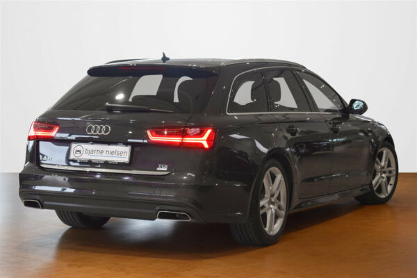 Audi A6 2,0 TDi 190 Ultra S-line Avant Str - billede 2