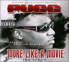 More Like A Movie [PA] [Digipak] by Pugg (CD, GregWAR)