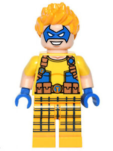 sh457 NEW LEGO FIRESTORM FROM SET 769097 JUSTICE LEAGUE
