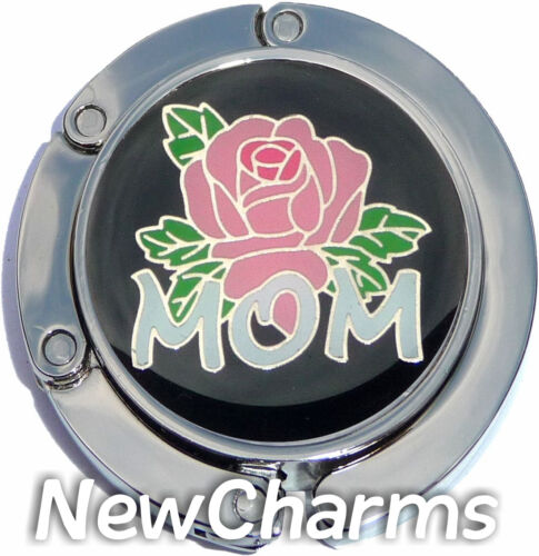 1 Mom Mothers Day Folding Purse Hanger with Free Shipping You Pick