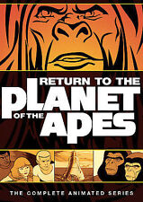 Return to the Planet of the Apes - The Complete Animated Series DVD, Tom William