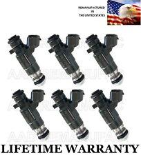 Oem Bosch 6x Fuel Injectors For Nissan Infiniti 35l Altima Maxima I35 Murano