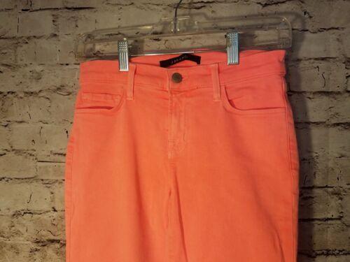 donna media 26 Brand J Jeans Flamingo Rail Taglia T71 Cropped da Altezza 07xxzXdq