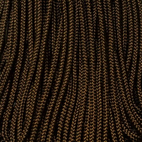425 Paracord Walnut 100 FT USA MADE /& SELLER same day shipping