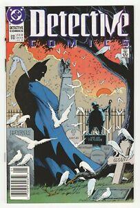 Detective-Comics-610-Newsstand-DC-Comics-1990-Penguin-Norm-Breyfogle-Art