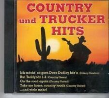 Country und Trucker Hits (2004) Larry Schuba & Western Union, Katja West .. [CD]