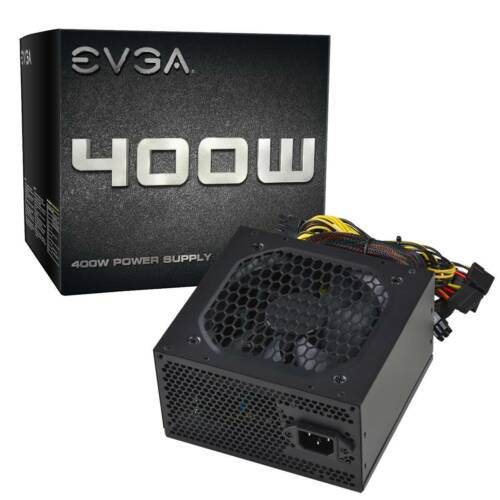 2 Year Warranty Power Supply 100-N1-0400-L1 EVGA 400 N1 400W