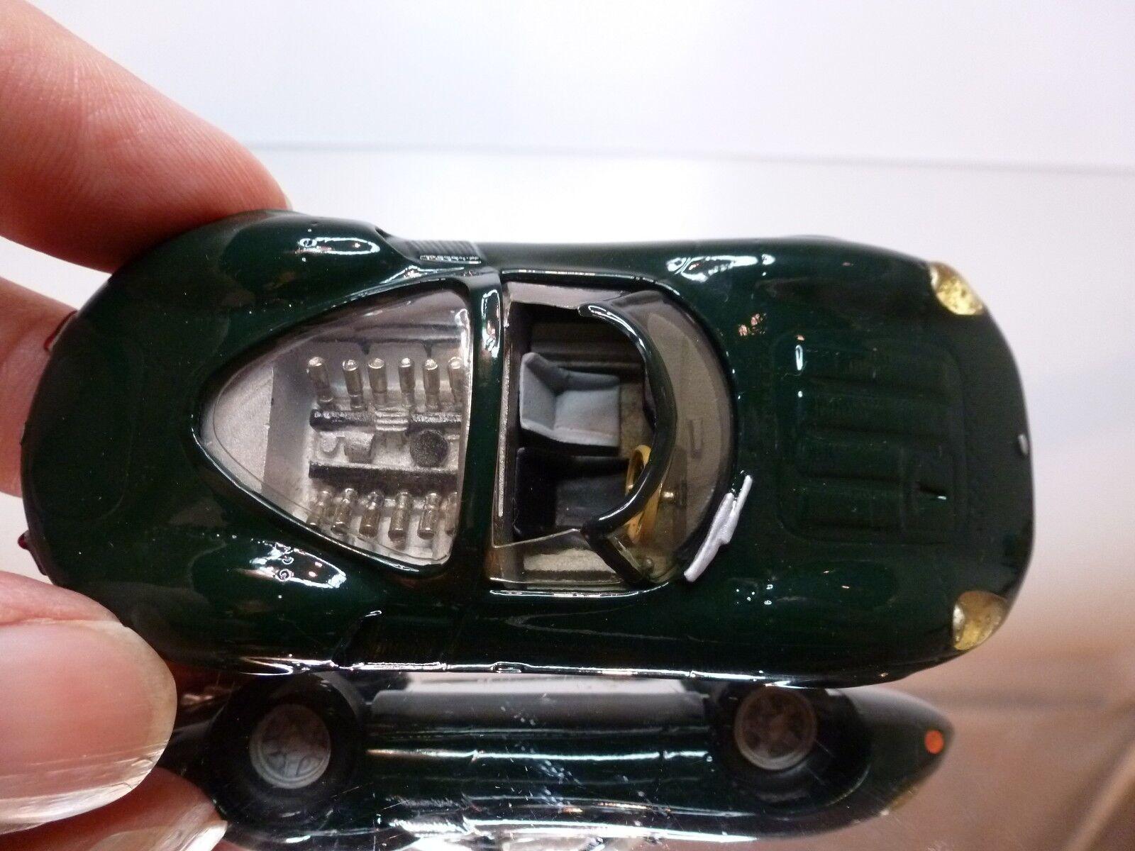 MILESTONE JAGUAR XJ13 1971 - - - GREEN 1 43 - EXCELLENT CONDITION  4 10e15d