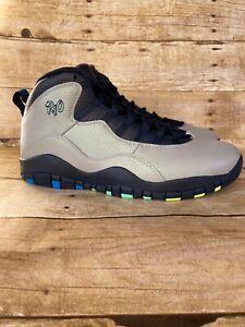 Nike Air Jordan 10 X Retro Rio Sz 10.5