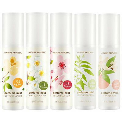Nature Republic Refresh Perfume Mist 75ml